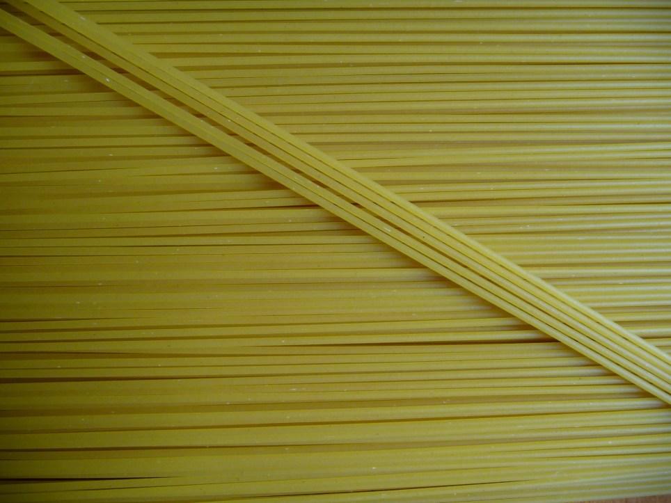 Espaguetis. EFE/Paco Torrente/pm