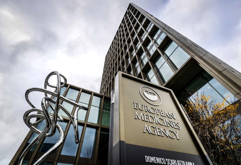 Sede de la Agencia Europea de Medicamentos (EMA) en Ámsterdam. EFE/EPA/REMKO DE WAAL