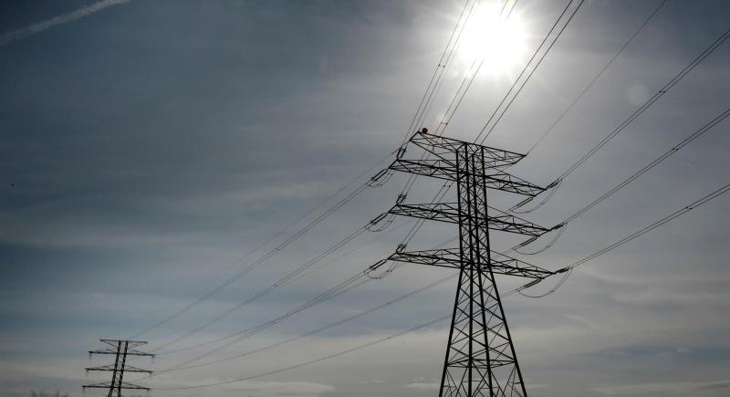Torre de electricidad en Valencia.EFE/Archivo/ Juan Carlos Cárdenas