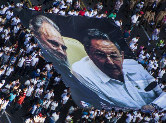 protestas cuba pro-Gobierno