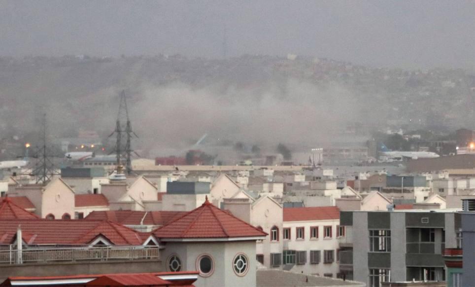 Atentado Afganistán Kabul Estado Islámico terrorista