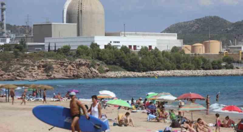 cerrar Central nuclear